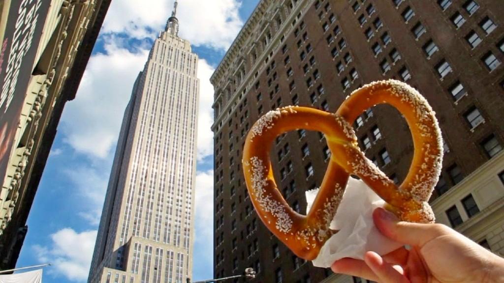 Cosa mangiare a new york