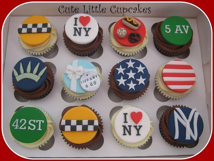 Mangiare New York Cupcakes