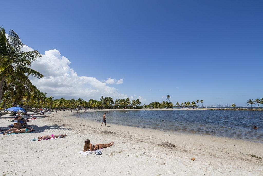 Hammock Beach, spiaggia di Miami