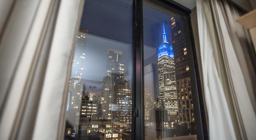 Dove dormire a new york ecco i migliori hotel andare for Dormire a new york