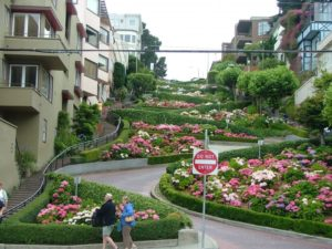 Lombard Street, cosa vedere a San Francisco