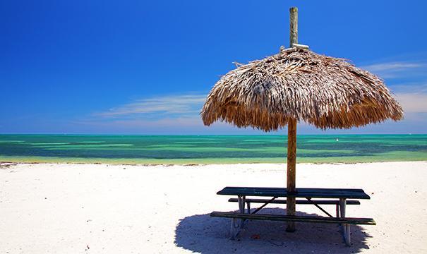 Virginia Key Beach, spiaggia Miami
