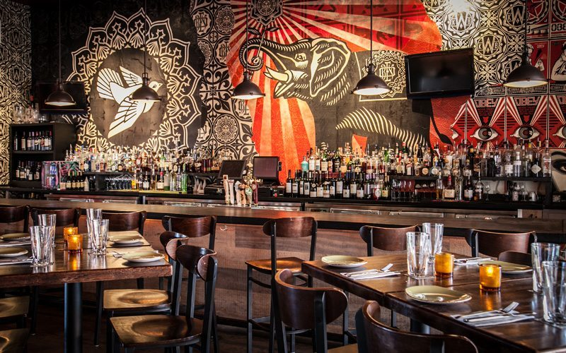 Happy Hour In Wynwood Kitchen And Bar