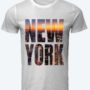 NY Sunset | T-Shirt