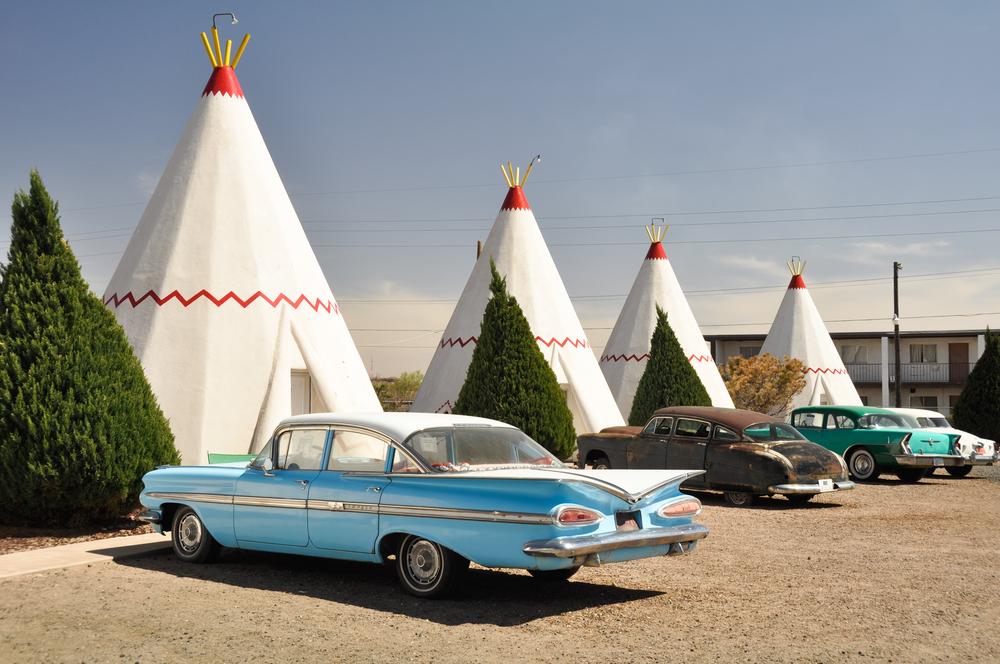 Wigwam Village Motel 6 AZ