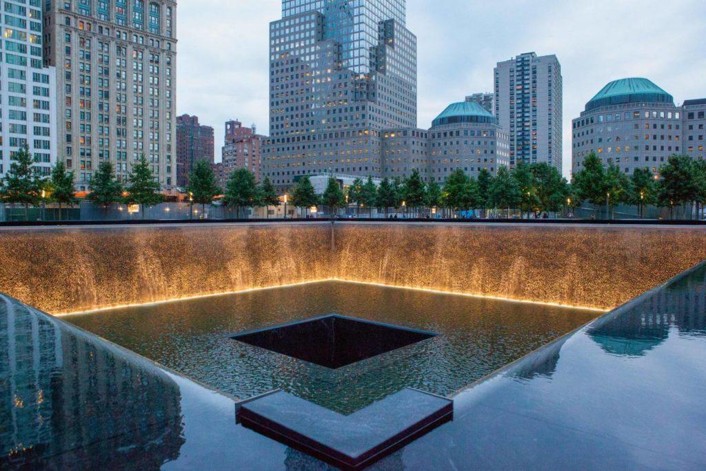 musei new york famosi - memorial 9-11