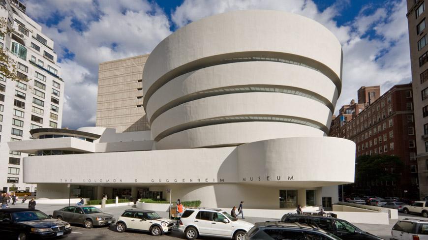 musei famosi new york - Guggenheim