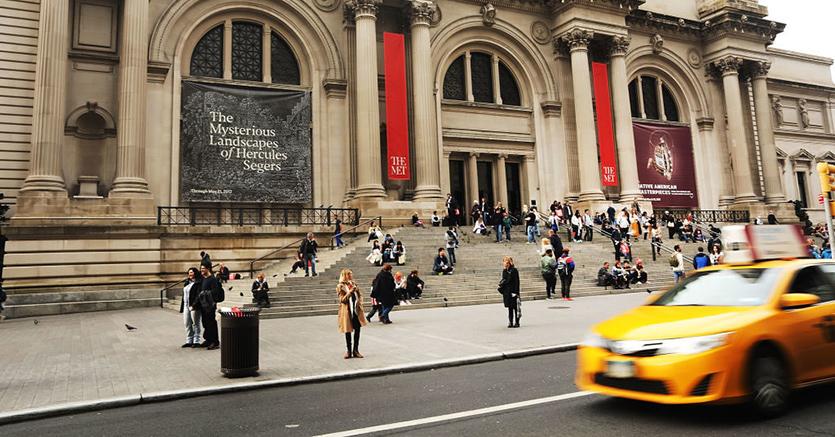 musei famosi new york - met