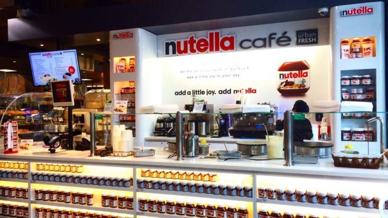 nutella cafè new york