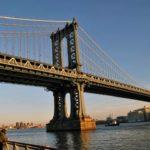 Ponte di Brooklyn costruzione