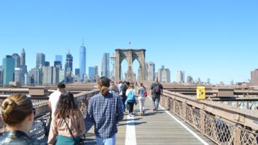 brooklyn bridge come percorrerlo