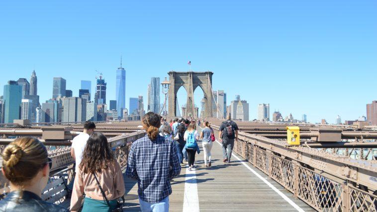 brooklyn bridge come percorrerlo
