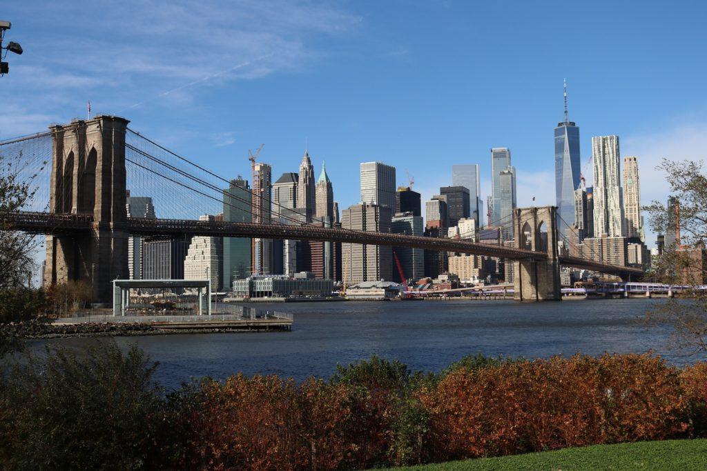 brooklyn bridge lunghezza