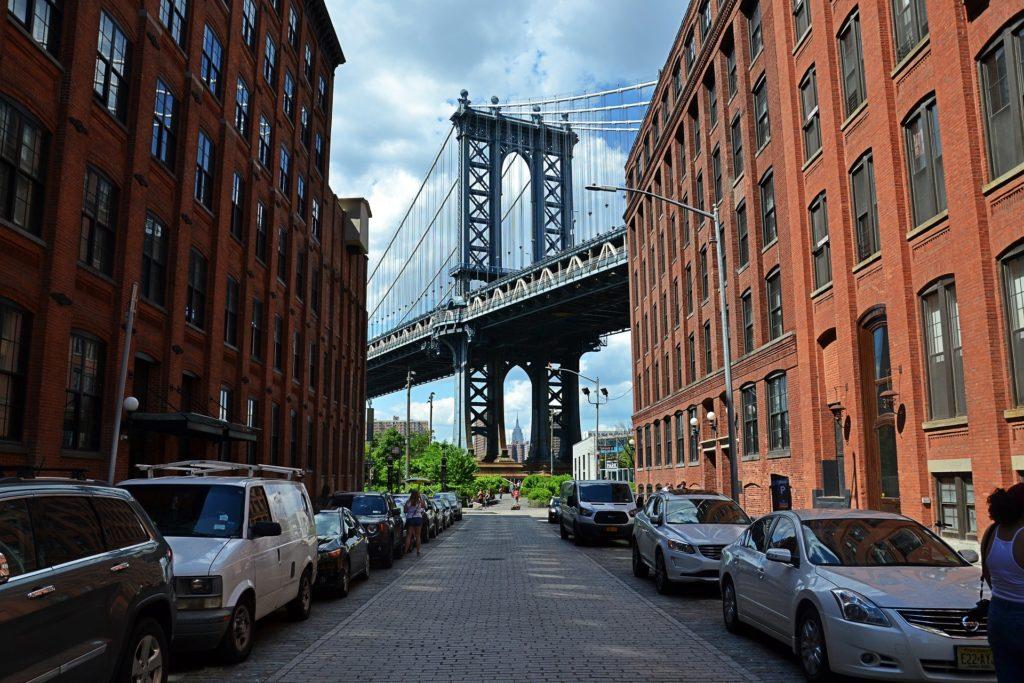 dumbo ponte di brooklyn