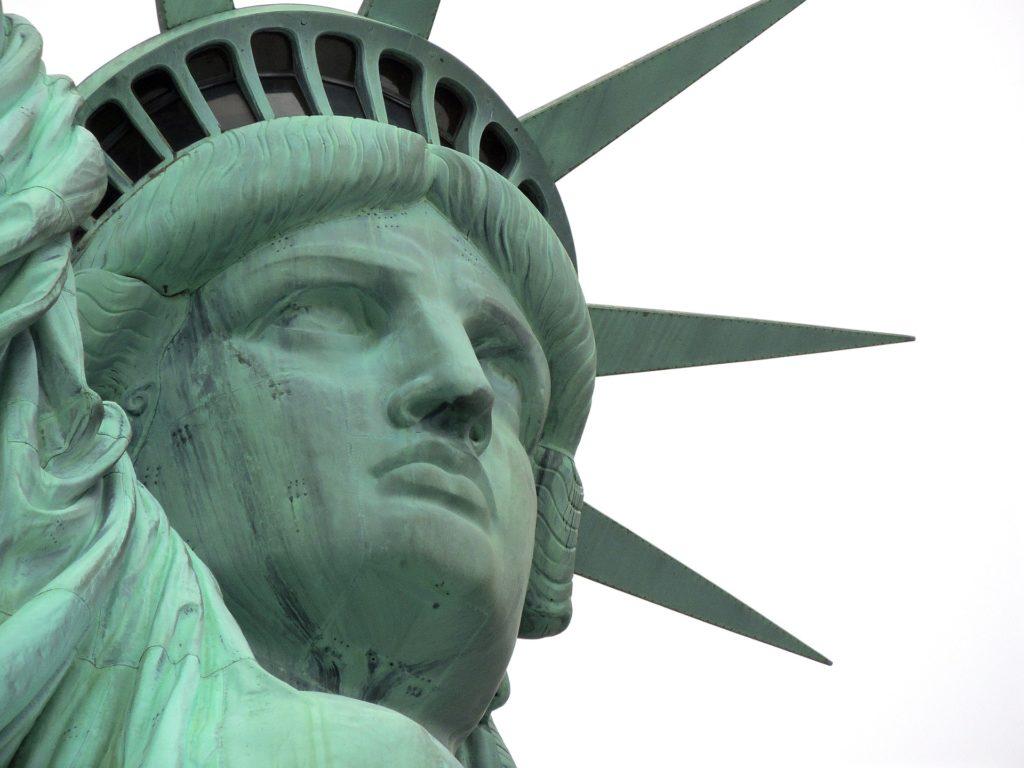 corona statua della libertà