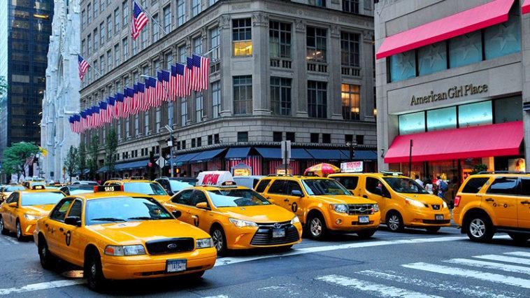 mezzi pubblici new-york