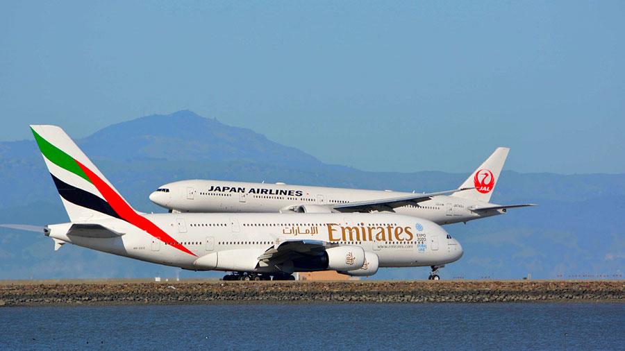 voli low cost america emirates