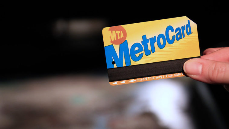 Metrocard Metropolitana New York